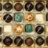 handmade luxury fine artisan chocolate selection box made in surrey