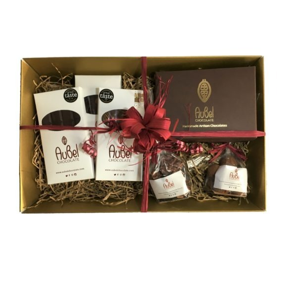 AuBel chocolate hamper large